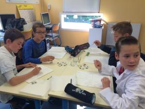 atelier aquarelle classe 10